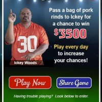 Celebrate #PorkRindDay, Play Pass The PigSkin, & Enter a #Giveaway!