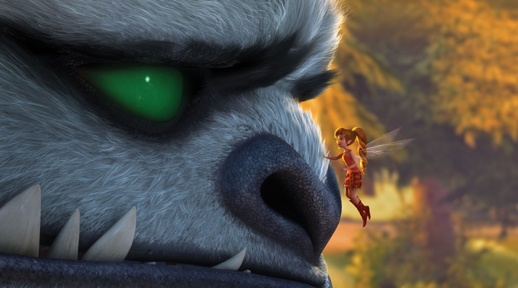 Tinker Bell and the Legend of the NeverBeast - Fawn and Gruff