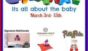 Its All About the Baby Giveaway (Ends 3/13)