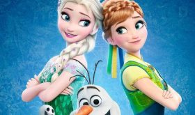 FROZEN FEVER Review + FROZEN 2 Announcement! #FrozenFever | Optimistic Mommy
