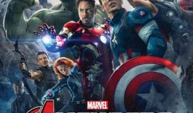 Marvel Avengers Age of Ultron Poster -01