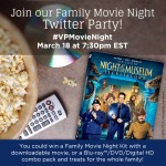 Night at the Museum Prize Pack #Giveaway #VPMovieNight (Ends 3/18) | Optimistic Mommy