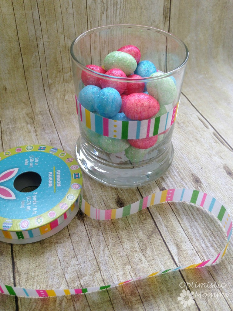 Easter candle holder