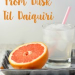 Captain Morgan's From Dusk Til Daiquiri | Optimistic Mommy