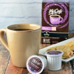 McCafé Coffee In The Grocery Store & Bacon Maple Scones