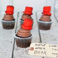 Paddington Cupcakes