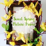 Sweet Spring Picture Frame