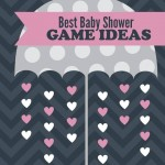Best Baby Shower Games #BestBabyShower