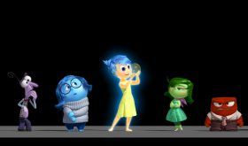 "Disney•Pixar's ""Inside Out"" takes moviegoers inside the mind of 11-year-old Riley, introducing five emotions: Fear, Sadness, Joy, Disgust and Anger. In theaters June 19, 2015. ©2013 Disney•Pixar.  All Rights Reserved."