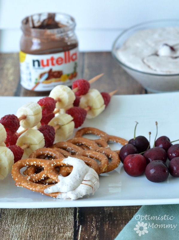 Nutella Cool Whip Dip Recipe