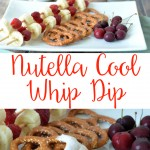 Family Friendly Flicks + Nutella Cool Whip Dip Recipe #SummerWatchathon