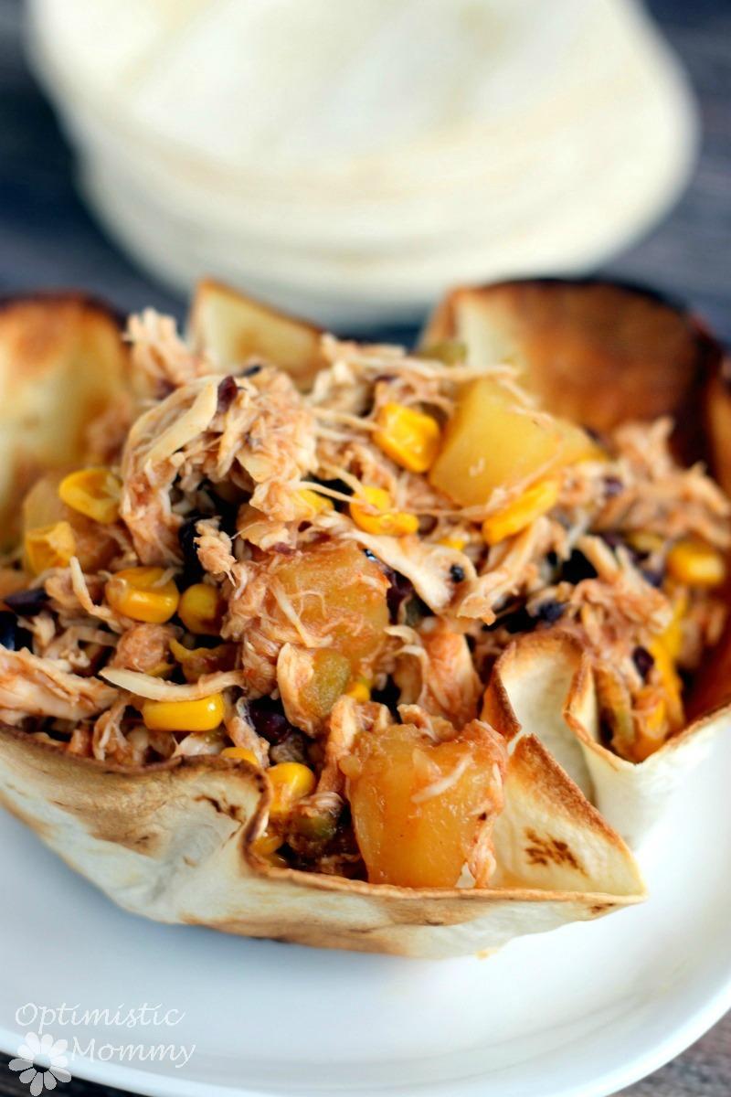 Slow Cooker Pineapple Chicken Recipe