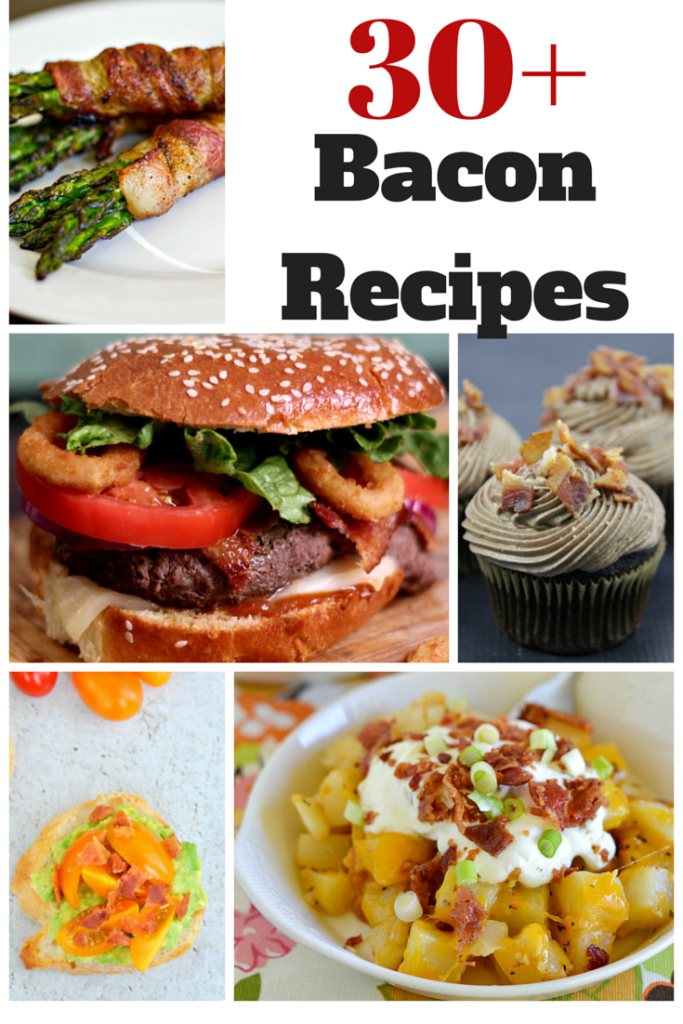National Bacon Lovers Day - Bacon Recipes Roundup