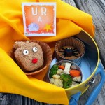 Fun Lunchbox Idea & Printable Lunch Notes #TheGoodStuff #LunchNotes