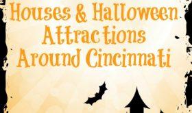 Top 5 Haunted Houses/Halloween Attractions around Cincinnati