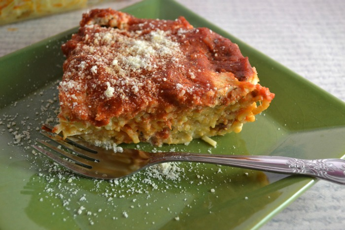 Baked Spaghetti -02