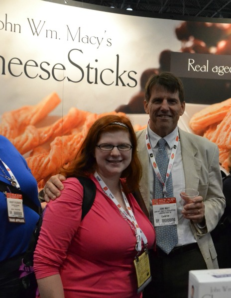 John Wm Macy of John Wm Macys CheeseSticks