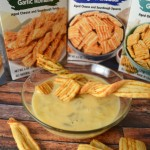 John Wm. Macy's CheeseSticks Review + Queso Dip Recipe #MomBlogTour