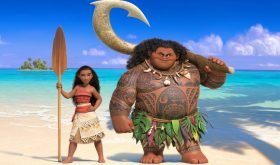 There's a New Disney Princess!  Meet the Voice of Moana!