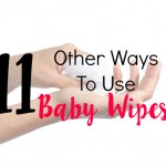 11 Other Ways To Use Baby Wipes + A Stylish Wipes Clutch