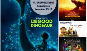 I'm Headed Back To Los Angeles With Disney! #GoodDinoEvent #ABCTVEvent #LionGuardEvent #Grandfathered