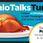 Thanksgiving Turkey Talk – Join the #OhioTalksTurkey Twitter Party on 11/19