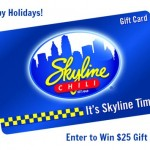 $25 Skyline Gift Card Giveaway (Ends 12/5)