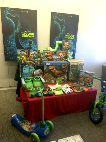 The Good Dinosaur Toy Line