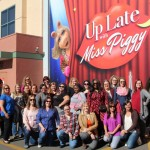 Visiting the Set of The Muppets #ABCTVEvent