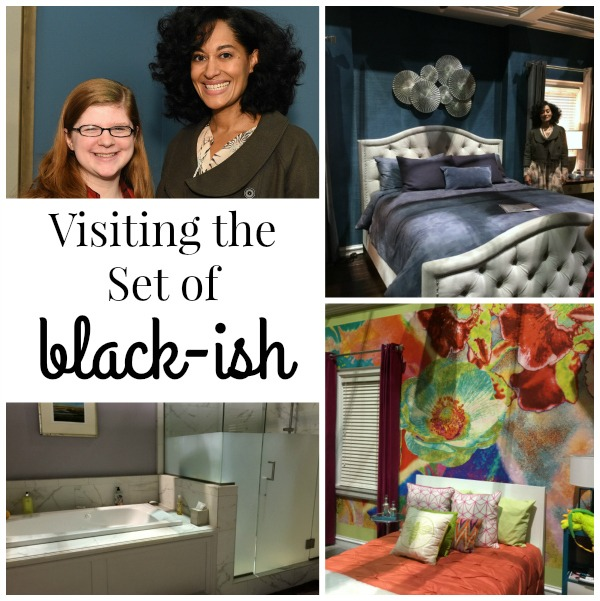 Visiting the Set of black-ish