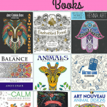 34 Adult Coloring Books