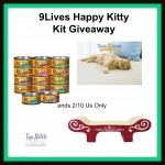 9Lives Happy Kitty Kit Giveaway (Ends 2/10)