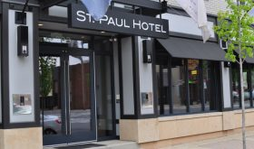 The Beautiful St. Paul Hotel in Wooster, Ohio