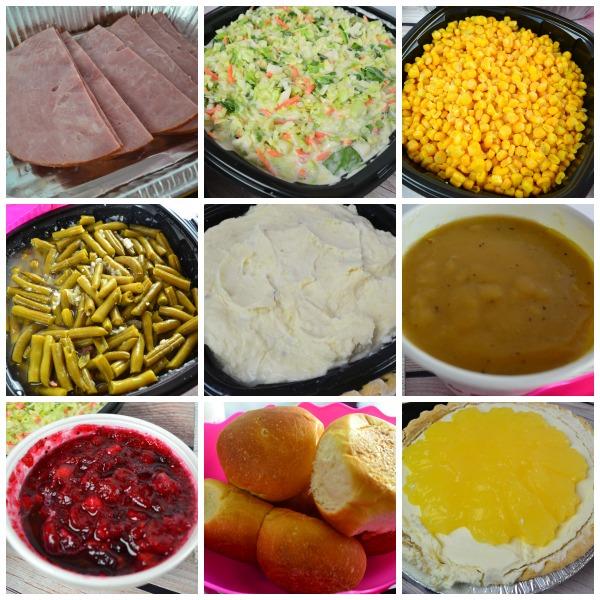 Bob Evans Farmhouse Feast Items