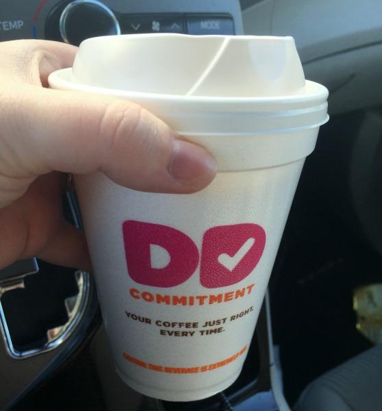 Try Dunkin Donuts New Baskin Robbins Pistachio Coffee
