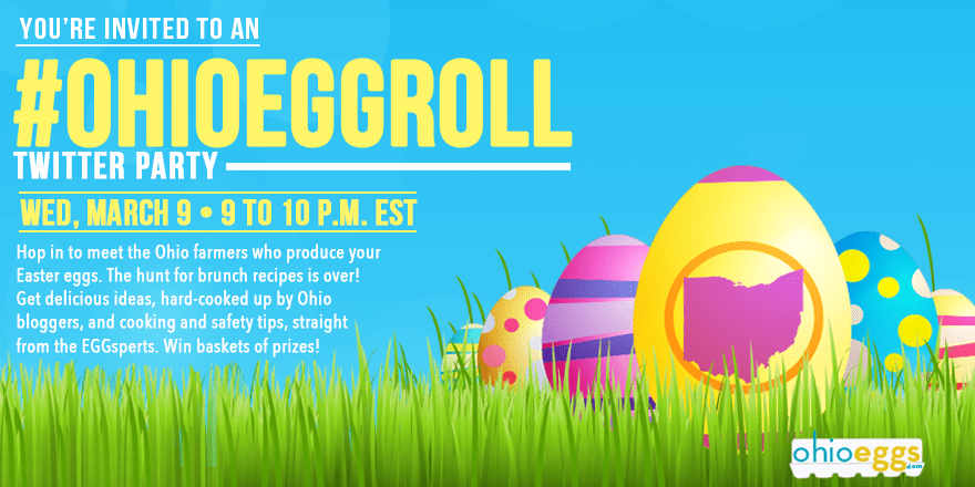 OhioEggRoll - Twitter Invite