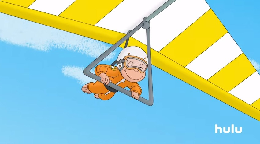 Curious George Hulu still -01