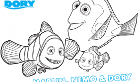Finding Dory Coloring & Activity Pages! #FindingDory #HaveYouSeenHer