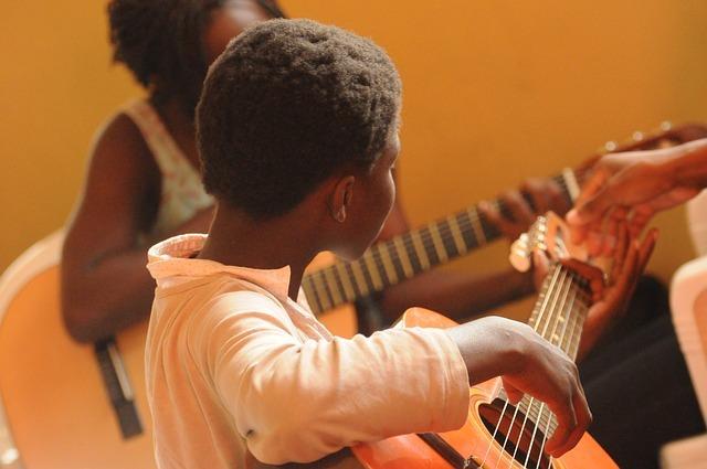 guitar africa