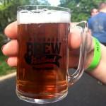 Great Beer, Food, and Music at Banshee Brew Festival at Kings Island #BansheeBrew