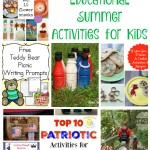 Good Tips Tuesday Link-Up Party #126: 6 Fun and Educational Summer Activities For Kids