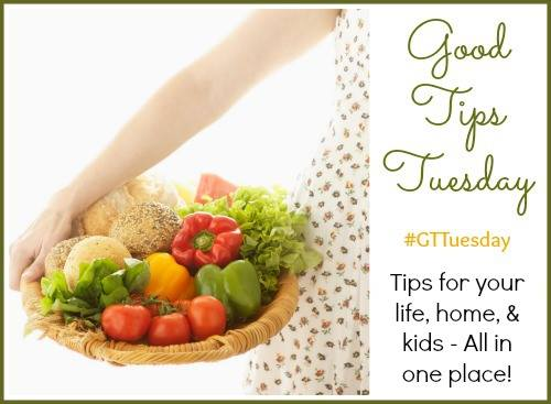 Good Tips Tuesday Link Up Party