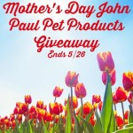 John Paul Pet Products Giveaway (Ends 5/26)