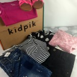 Kidpik Unboxing and Review
