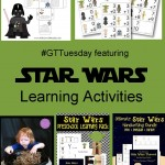 Good Tips Tuesday Link-Up Party #125 Star Wars Learning Activities
