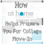 At Home is the Perfect Spot For College or Small Space Solutions