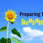 Preparing For Summer