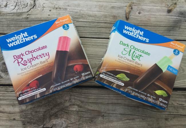 Weight Watchers Ice Cream Bars
