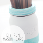 DIY Fun Mason Jars