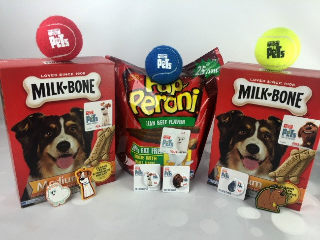 The Secret Life of Pets prize package